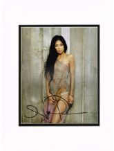 Nicole Scherzinger Autograph Signed Photo